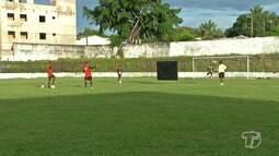 Equipe do São Raimundo se prepara para estreia na 4ª divisão do Campeonato Brasileiro