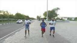 Paixão que não tem idade: cinquentões falam do amor pelos exercícios e corrida de rua