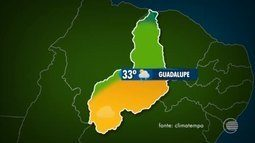 Previsão do tempo é de chuva em todo o território do Piauí neste domingo (22)