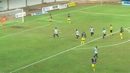 Sparta e Altos-PI empatam por 1 a 1 na estreia da Série D