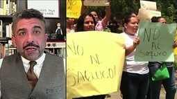 Protestos contra governo da Nicarágua entram no sexto dia