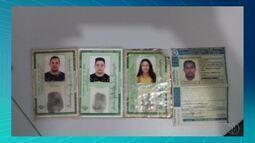 Três são presos suspeitos de fraudar saques do PIS com documentos falsos