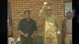 Arquivo N: Nelson Mandela completaria 100 anos em 2018