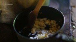 Aldeia de Peruíbe ensina práticas da culinária indígena