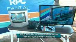 Vila Operária recebe Redação Móvel da RPC
