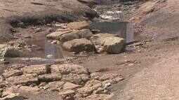 Ruas tomadas por buracos em conjunto no Buritizal gera reclamações