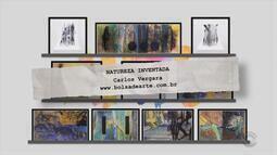 Arte: confira obras de Carlos Vergara