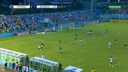 São Bento sai na frente, Paysandu empata nos acréscimos e mantém invencibilidades