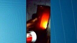 Incêndio em residência deixa uma pessoa morta em Atalaia