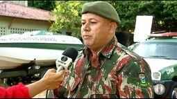 Comandante da Polícia Ambiental fala sobre punição para caçadores de animais silvestres