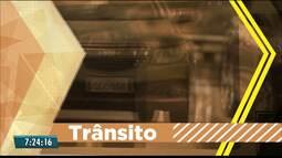 Paralisação dos caminhoneiros chega ao terceiro dia com interdições na Paraíba
