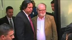 Ex-governador de Minas Gerais, Eduardo Azeredo (PSDB), está preso em Belo Horizonte