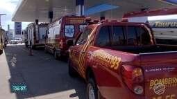Governo de MS garante combustível para segurança pública