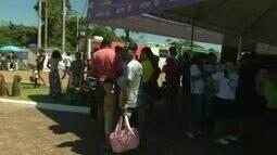 Ação Global deve atender seis mil pessoas na cidade de Plácido de Castro, no Acre