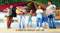 Pedro Luan interpreta 'Chamego Só (País do Forró)' na campanha junina da TV Sergipe