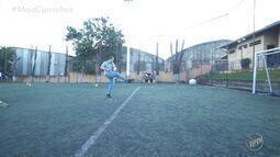 BLOCO 2 - Dicas para o futebol/ 'No meu Pique'
