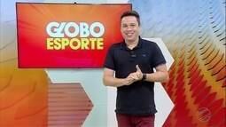 Globo Esporte MS - programa de sexta-feira, 08/06/2018 - 1º bloco