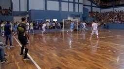 Coxim e Juventude de Dourados decidem o título da Copa Morena de Futsal 2018
