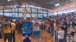 Coxim é campeão da Copa Morena de Futsal 2018