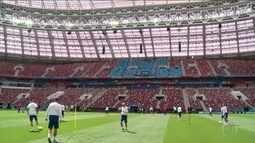 Rússia e Arábia Saudita abrem os confrontos da Copa do Mundo 2018