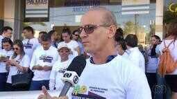 Arquitetos protestam contra demora da Prefeitura de Palmas na liberação de alvarás