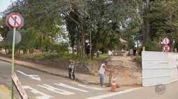 Prefeitura começa obras de revitalização da praça no Jardim do Sapo em Varginha, MG