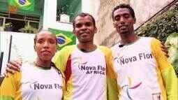 Etíope vence Maratona do Rio na primeira vez que corre a prova e sai de seu país