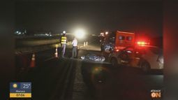 Homem morre em acidente na rodovia SP-255 em Araraquara