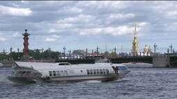 São Petersburgo é considerada a Veneza russa