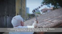 TV Tribuna Digital - Instalação - Desligamento Vale do Ribeira e Alto Vale