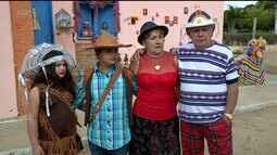 Preparativos para São João entre amigos e vizinhos é grande em Petrolina
