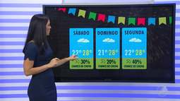 Previsão do tempo: saiba como será a noite de São João na capital baiana