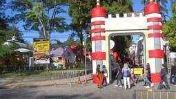 Bauernfest, em Petrópolis, RJ, é marcada com música, dança e comidas típicas