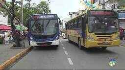 Horário das linhas de ônibus durante feriado dos comerciários tem alteração em Caruaru