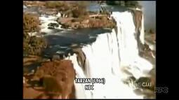 Beleza das Cataratas do Iguaçu estão nas telas de cinema no mundo!