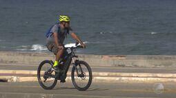 Menos de 10% das cidades baianas têm vias exclusivas para ciclistas, segundo o IBGE