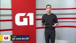 G1 no Bom Dia DF: PF apura invasão a Ministério do Trabalho