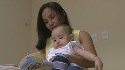 Pais devem ficar atentos às gripes e viroses em crianças durante o período chuvoso em RR