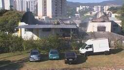 Incêndio atinge empresa de carnes durante a madrugada em Jundiaí