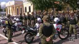 Operação integrada mira motocicletas roubadas, irregulares e usadas em crimes em Santarém