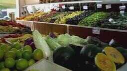 Vendas de frutas e verduras caem em sacolões de Uberaba