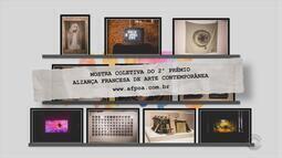Arte: veja obras da exposição 'Aliança Francesa de Arte Contemporânea'