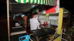 AmbuLanches transformam locais de Teresina em verdadeiras praças de alimentação