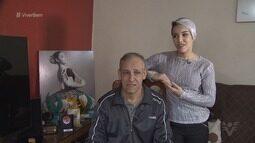 Dona de vários prêmios, bailarina de Cubatão, SP, destaca apoio da família