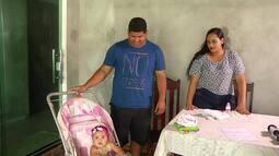 Pais de primeira viagem falam sobre as mudanças que aconteceram com a chegada do filho