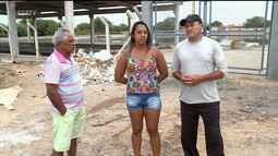 Moradores do bairro Cohab 6 sofrem incômodos causados por lagoa de estabilização