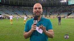 Inter enfrenta o Fluminense pelo Brasileirão nesta segunda (13), no Maracanã
