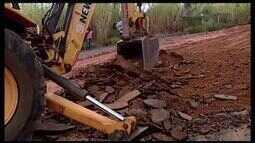 Nova via será implantada para facilitar trânsito na região central de Araxá