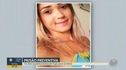 Dupla suspeita de matar jovem de 29 anos é presa em Campos Lindos (TO).