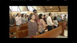 Católicos celebram Dia de Assunção de Maria